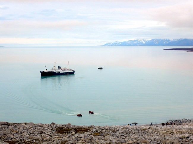 Svalbard 2016 JH 78